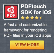 PDFTouch SDK