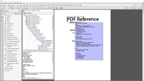 PDF Can Opener